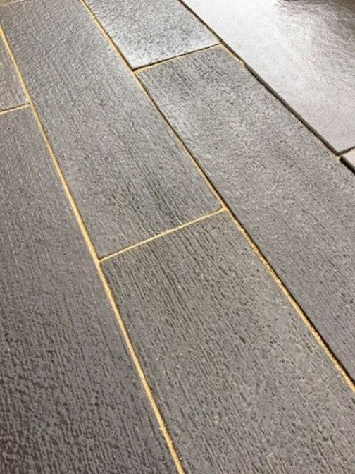 MODERN BRUSHED TEXTURE SLATE GREY